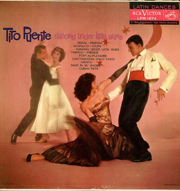 Teodoro Morales And His Latin Rhythmeers Cubanga Torrid Latin Dances