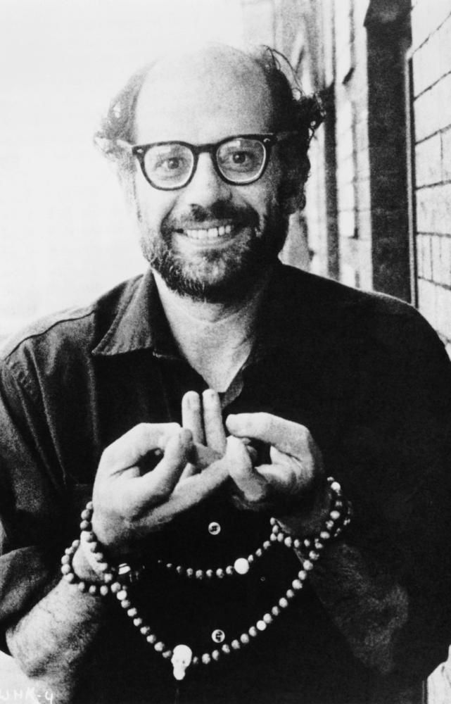 a biography of allen ginsberg Read this poet's poems on june 3, 1926, allen ginsberg was born in newark,  new jersey the son of louis and naomi ginsberg, two jewish members of the.