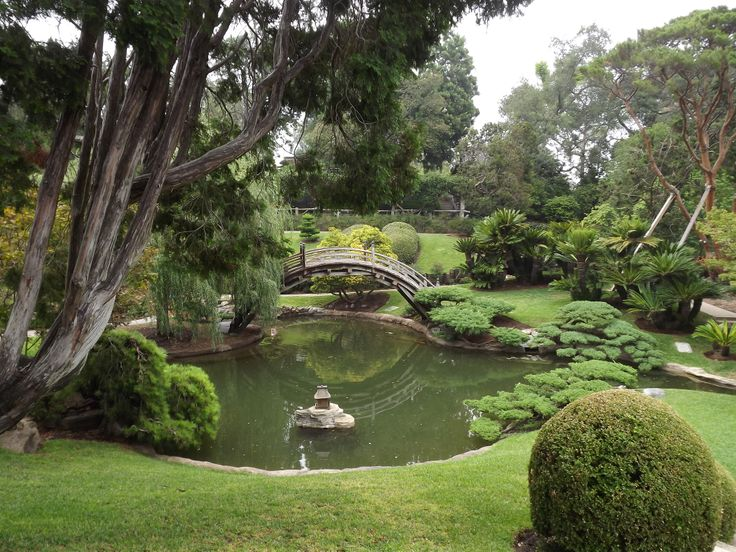 Japanese Garden @ Huntington Library