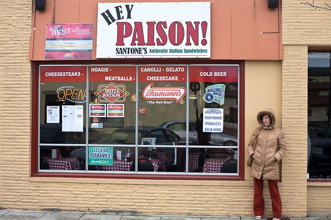 Hey Paison - Best Cheese steaks outside of Philly