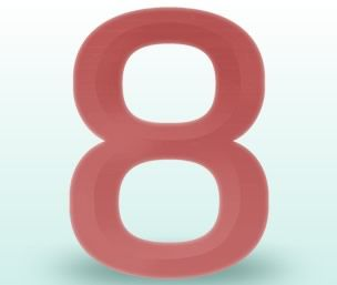 Learn the Numerology meaning of the number 8 | Numerology.com