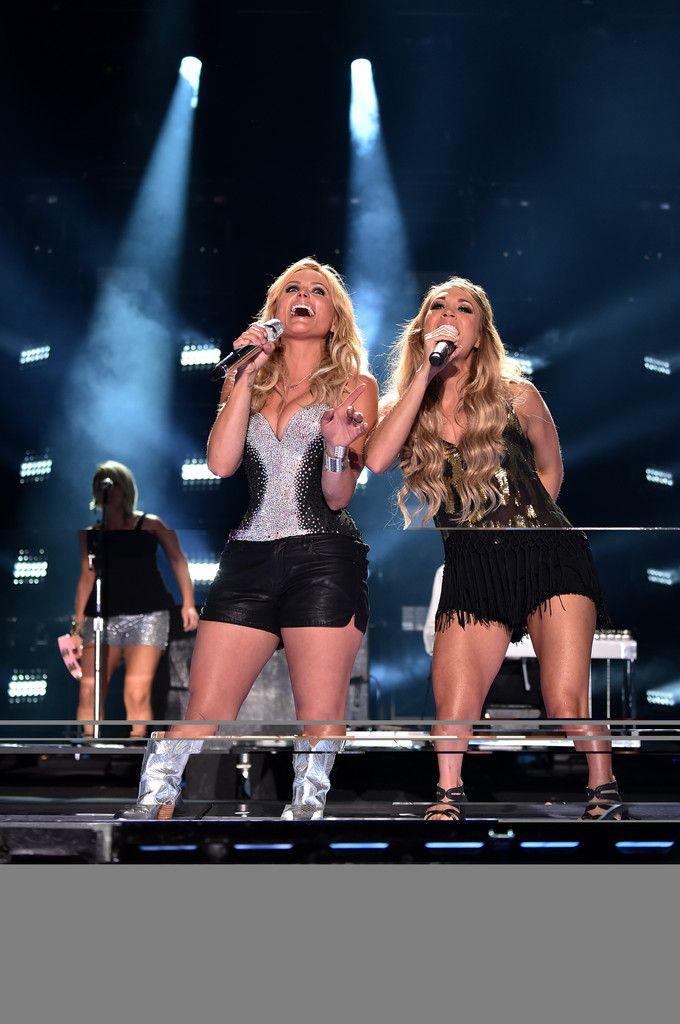 Miranda Lambert Photos and Carrie Undertwood: 2014 CMA Festival - Day 2