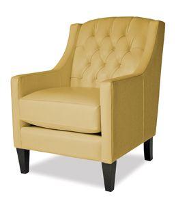 Windsor chair (ottoman available)