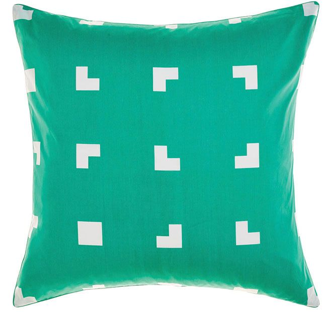deco-city-living-meta-european-pillowcase-green
