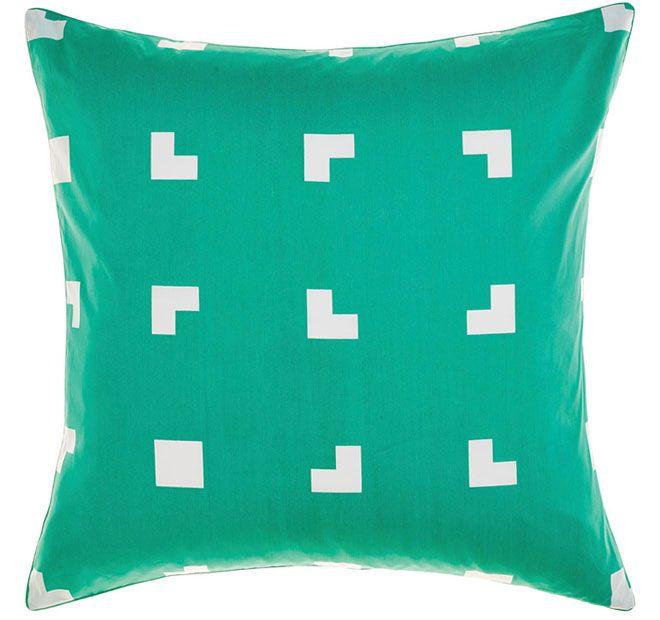 deco-city-living-meta-european-pillowcase-green