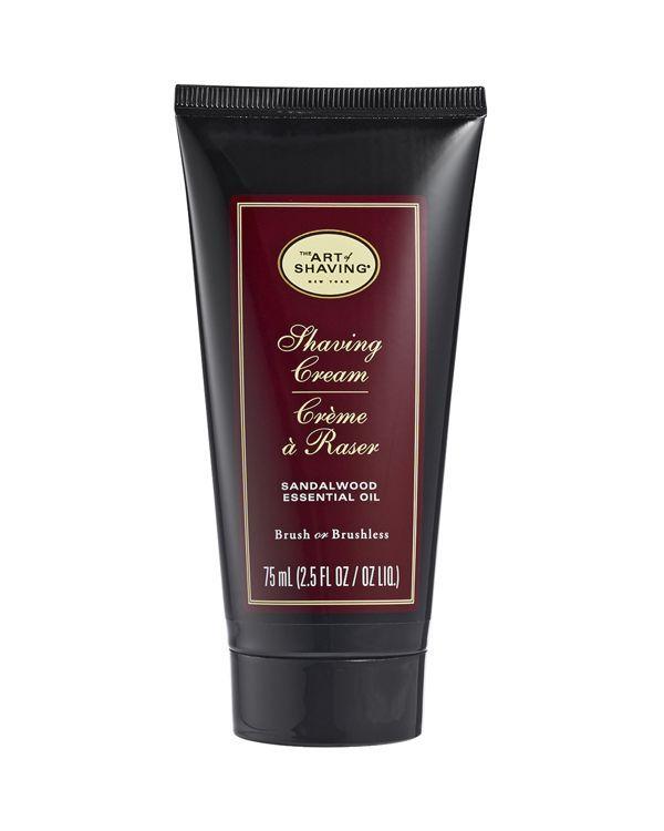 The Art of Shaving Tube Shaving Cream With Sandalwood Essential Oil