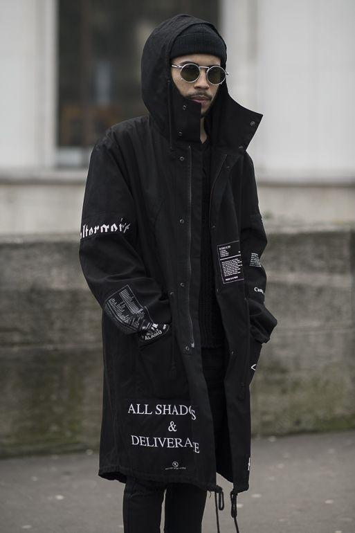 Bleu Mode Noir : Photo