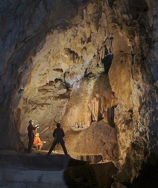 Descubren dos nuevas galerías en la Cueva del Gato,Benaoján  Málaga (ES). El mayor hallazgo en 45 años