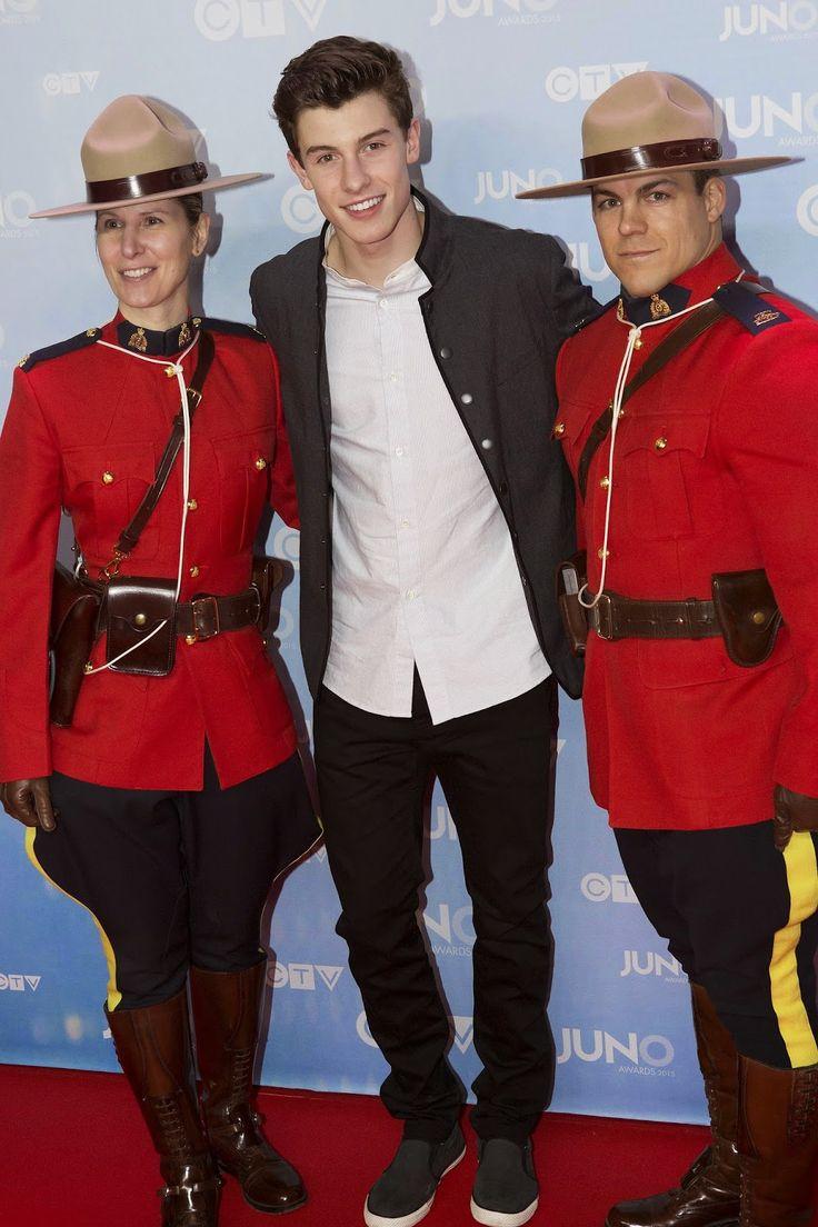 2015 JUNO Awards, Ontario | | Award Shows | | Shawn Mendes ...