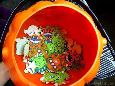 Little Family Fun: Monster Jump Game for Preschoolers