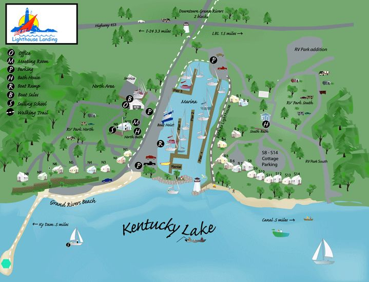 Sailing Lessons @ Lighthouse Landing & Resort.  How fun would this be?