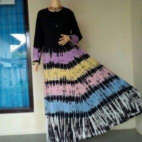 Dress Tidye Nano-Nano BulBul Hijaz