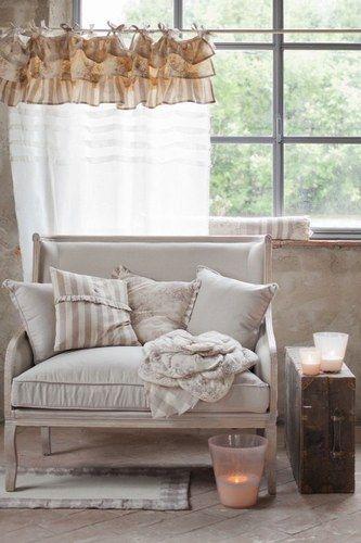 Lo stile provenzale shabby chic entra in casa - Design Shabby Chic