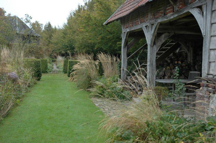 Le Jardin Plume, the feather garden photograph: Carrie Preston, Studio TOOP, October 12, 2014