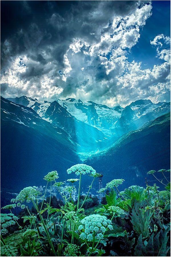 Dombay, Karachay-Cherkess Republic - Russia