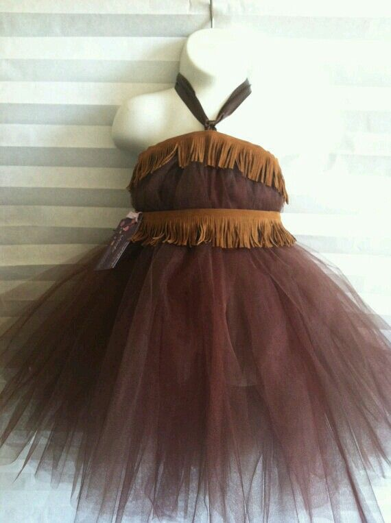 Indian girl tutu costume