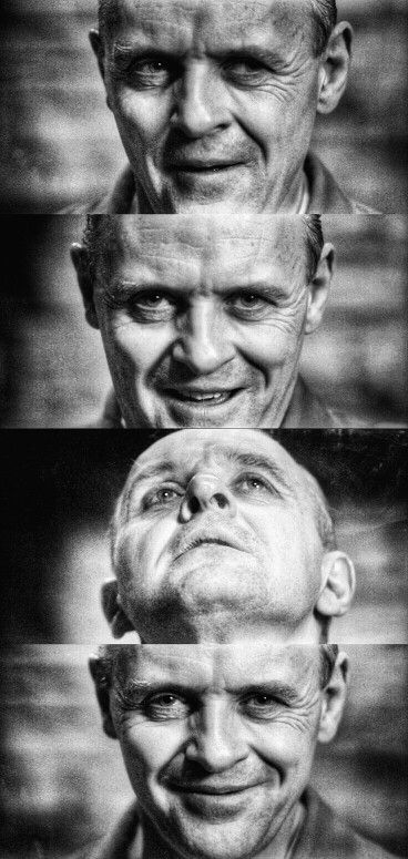 Silence of the Lambs, Anthony Hopkins, Hannibal