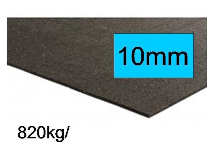 3m² Antirutschmatten, 1,5m x 2m, LKW,Ladungssicherung VDI 2700, 10mm