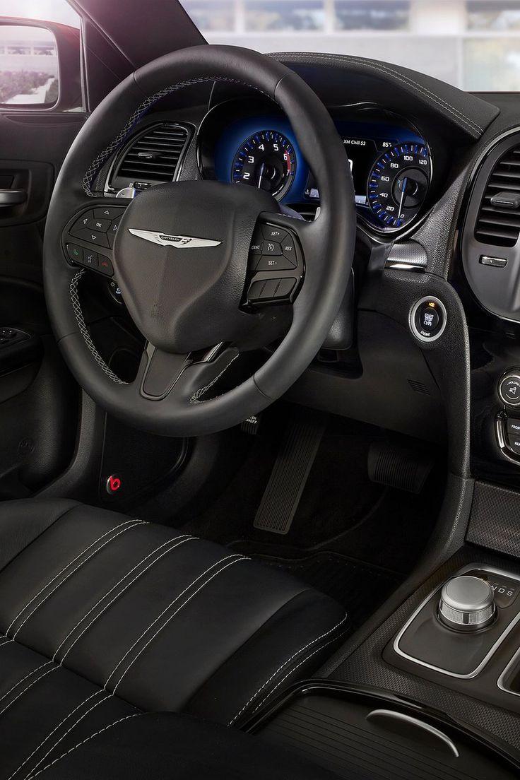 Chrysler 300 2015 s interior