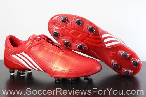 Adidas F50i Tunit Video Review