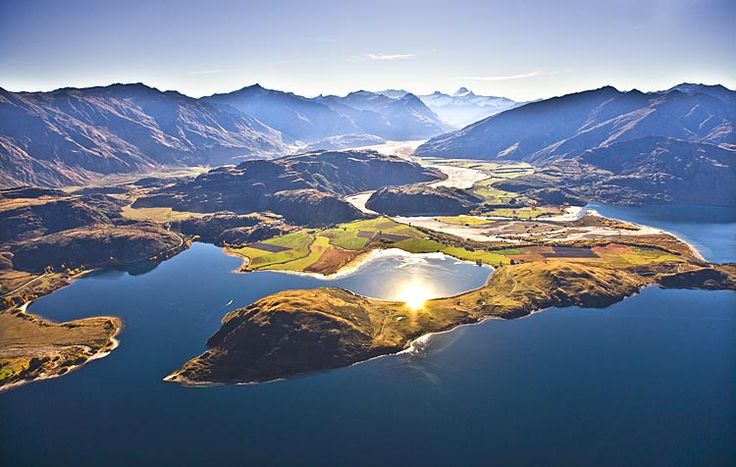 Lake Wanaka, see more, learn more, at New Zealand Journeys app for iPad www.gopix.co.nz