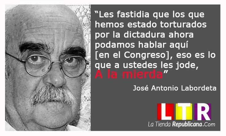 Labordeta. www.latiendarepublicana.com
