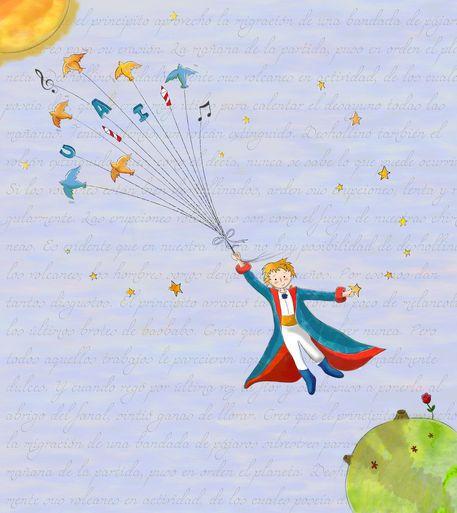 The Little Prince Poster | Principito