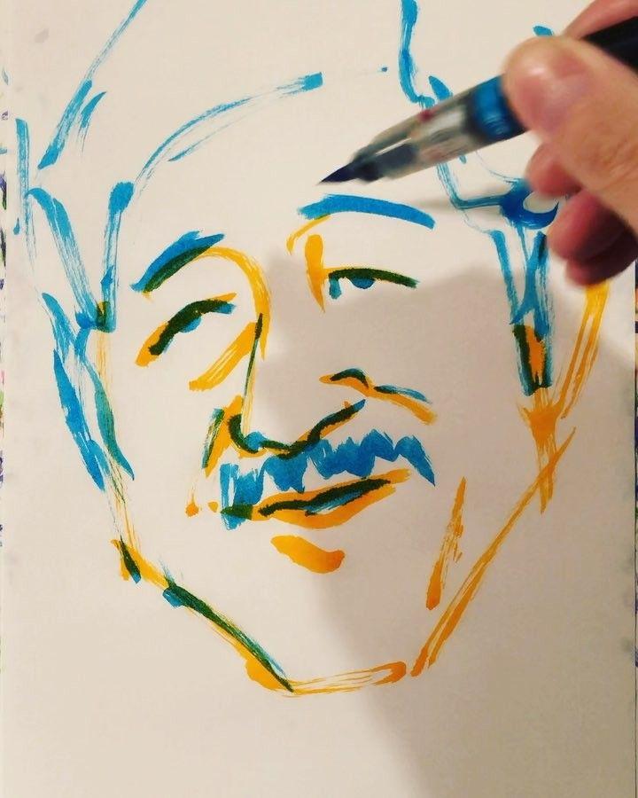 いいね!11件、コメント1件 ― torao fujimotoさん(@1mindraw)のInstagramアカウント: 「#hoshinoyukinobu #星野之宣 #comicartist #漫画家 #SF #宗像教授伝奇考 #bluehole #ブルーホール #inheritthestars #星を継ぐもの…」