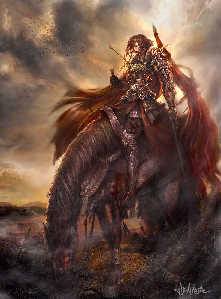 379 best images about fantasy art warriors hunters ii - Fantasy female warrior artwork ...