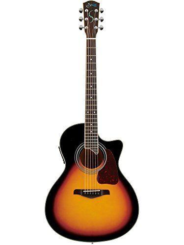 S.Yairi YE-40/3TS ヤイリ アコースティックギター アコギ エレアコ YE40 入門 初心者 S.Yairi http://www.amazon.co.jp/dp/B00TY81WJ2/ref=cm_sw_r_pi_dp_aze-ub1YBNWT4