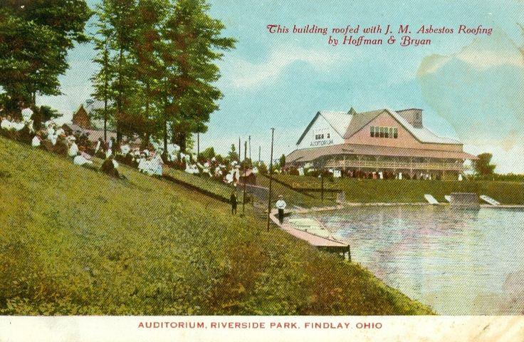 Finley Roofing Findlay OH Asbestos Roofing OF THE Riverside Park ...