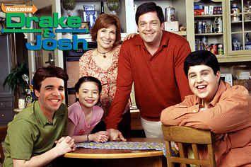 "If Drake Had Starred In Nickelodeon's ""Drake & Josh"""