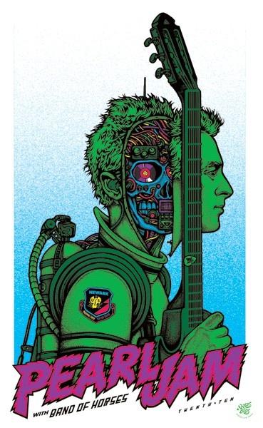 Pearl Jam #posters #rock #band