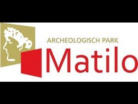 ▶ Archeologisch park Matilo in Leiden. - YouTube