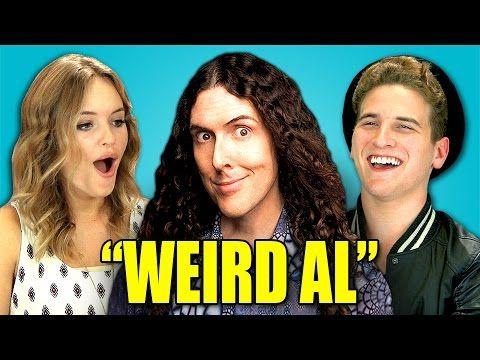 Teens React to Weird Al Yankovic