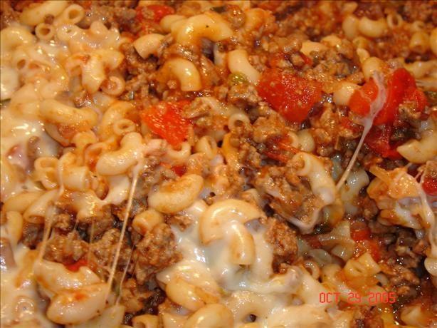 GOULASH RECIPES  | Wendys Burger Goulash Recipe - Food.com - 19267