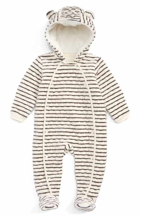 Nordstrom Baby Hooded Bunting (Baby)