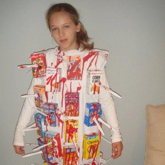 Cereal killer costume #halloween
