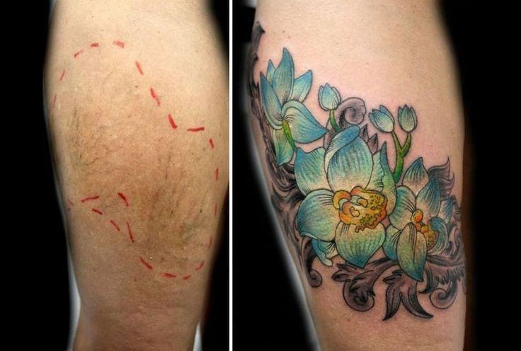 Artista crea diseños para cubrir heridas de la violencia doméstica - Grupo Milenio