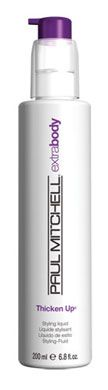Thicken Up, volumizzante fluido ideale per dare corpo capelli sottili