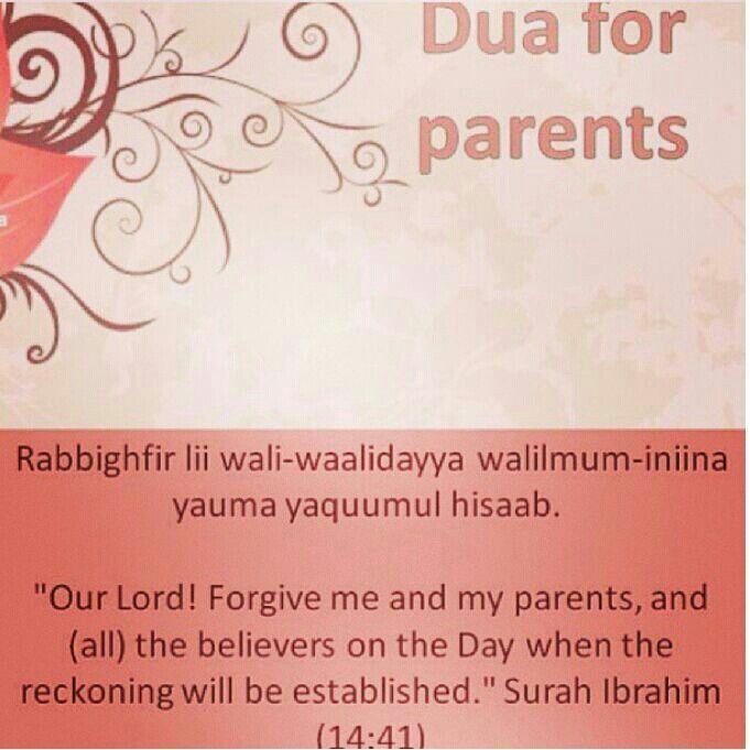 parents quotes in islam - photo #17