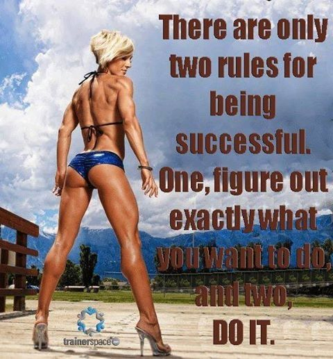 rules for being successful jessie hilgenberg