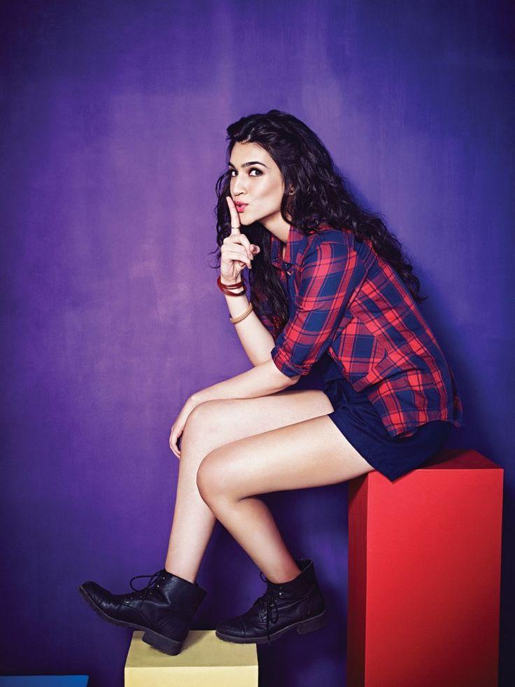 Sidharth Malhotra, Kriti Sanon PhotoShoot for American Swan Online Fashion brand