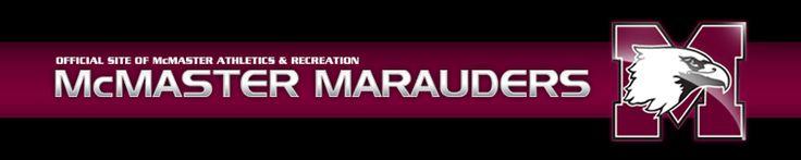 McMaster Marauders 2016 Football Schedule