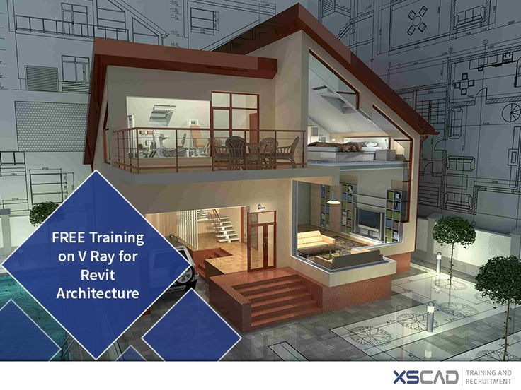 FREE Training on V Ray for Revit Architecture XS CAD Training and  Recruitment Centre offers free. 33 best XS CAD India   Autodesk Training Center images on