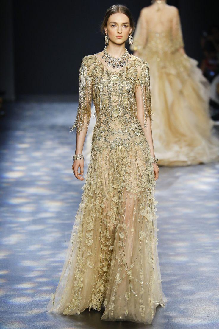 Marchesa: vestido mãe da noiva caseme