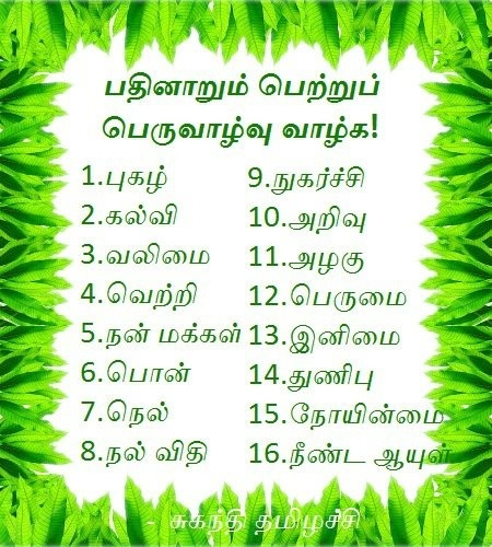 how to learn speak tamil language