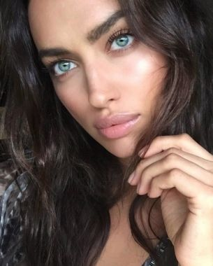 Irina Shayk is the new face of L'Oréal Paris