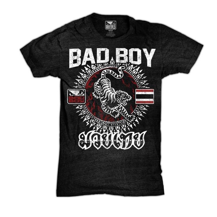 Bad Boy MMA T-shirts, Walk In Tees, Shogun Fight T-shirts | Bad Boy