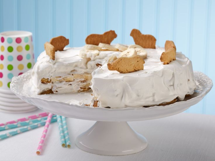 3-Ingredient Banana Icebox Cake : It's hard to believe a three-ingredient cake…